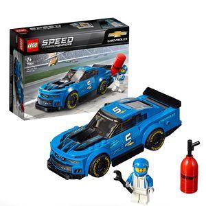 LEGO 75891 Speed Champions Rennwagen Chevrolet Camaro ZL1, Sammlerstück