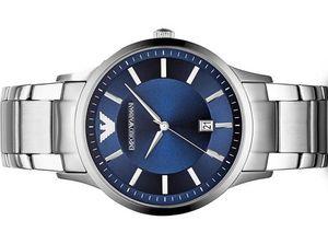 Emporio Armani Herren Armband Uhr AR2477