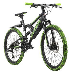 Kinderfahrrad MTB 24'' Bliss Pro KS Cycling 184K, 185K