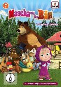 Mascha und der Bär-07/Auf in die Ferien