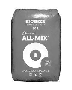 BioBizz All-Mix Qualitätserde vorgedüngt