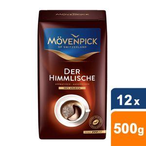Mövenpick - Der Himmlische Gemahlener kaffee - 12x 500g