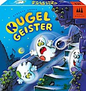 Schmidt Spiele 40887 - Drei Magier® Kinderspiel - Kugelgeister