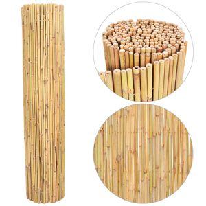 vidaXL Bambuszaun 250 x 170 cm