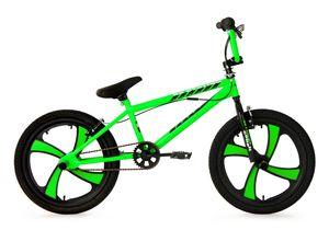 20 Zoll Freestyle BMX Cobalt grün