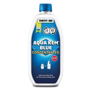 THETFORD Aqua Kem Blue Konzentrat - Sanitärzusatz für mobile Toiletten - 780ml - Reduziert Gasentwicklung