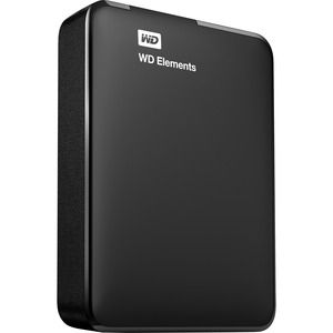 WD Elements Festplatte - Extern - 2 TB - USB 3.0