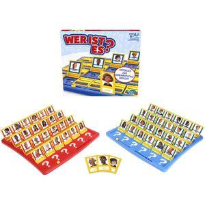 Hasbro C2124398 Wer ist es? Ratespiel für Kinder ab 6 Jahren für 2 Spieler