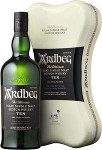 Ardbeg TEN 10 Jahre 'Ardbon' Islay Single Malt Scotch Whisky 0,7l, alc. 46 Vol.-%