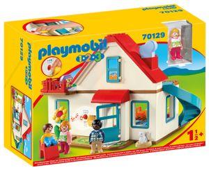 PLAYMOBIL 1.2.3. 70129 Einfamilienhaus