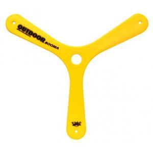 Wicked bumerang Booma Outdoor44 Gramm gelb 26,5 cm