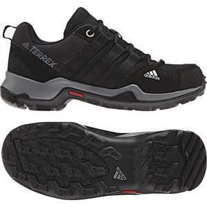 adidas Trekkingschuhe Terrex AX2R K Wandern Schwarz Schuhe, Größe:34
