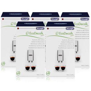 Delonghi EcoDecalk Mini Entkalker 1x100ml DLSC101 (5er Pack)