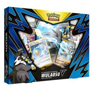 Pokémon: Kollektion Fokussierter-Angriff-Wulaosu-V oder Kollektion Fließender-Angriff-Wulaosu-V