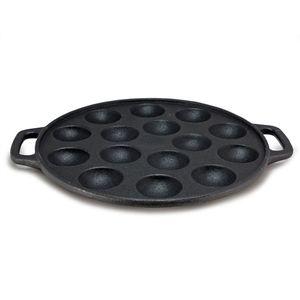 Imperial Kitchen - Poffertjes Pfanne Gusseisen - Ø25 cm