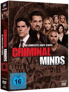 Criminal Minds Staffel 8[DVD]