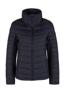 S.oliver Damen Jacke 2055102 Blau