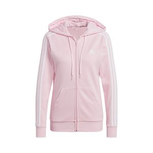 Adidas W 3S Ft Fz Hd Clpink/White M