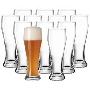 Leonardo Weizenbierglas Limited 0,5l 12-teilig