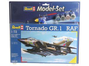 Revell Model Set Tornado GR.1 RAF - Flugzeug-Modellbausatz; 64619