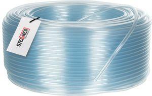 STEIGNER Benzinschlauch Wasserschlauch PVC Schlauch Transparent, Durchmesser: 3-5 mm, Länge: 10 m, SBS-01-10