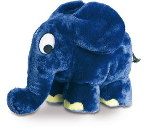 Die Sendung mit der Maus, Plüschfiguren Elefant, Plüschfigur, 1 Stück