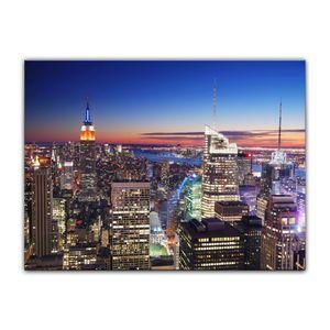 Leinwandbild - New York, New York, Größe:80 x 60 cm