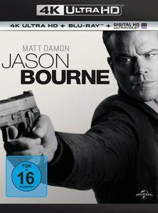 Jason Bourne - (4K UHD)