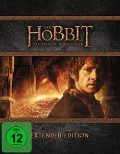 Der Hobbit Trilogie - Extended Edition  [9 BRs]