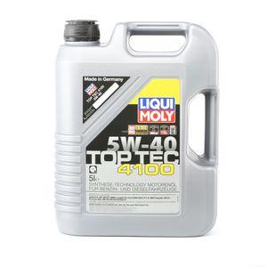 Liqui Moly Top Tec 4100 5W 40 Hochwertiges Leichtlaufmotoröl 5L