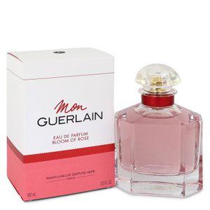 Mon Guerlain Bloom of Rose by Guerlain Eau De Parfum Spray 3.3 oz