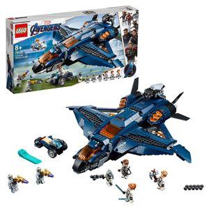 LEGO® Marvel Super Heroes™ Ultimativer Avengers-Quinjet, 76126