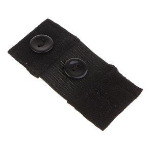 Schwarz Elastisch Verstellbare Hosen Extender Für Frauen Schwangerschaft Jeans Hosen