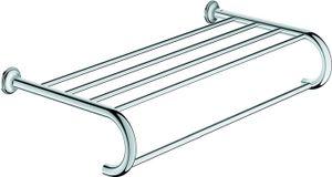 Grohe Multi-Badetuchhalter Essentials Authentic 40660 chrom, 40660001
