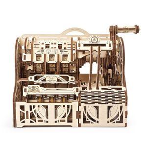 Ugears - Holz Modellbau Cash Register Registrierkasse 405 Teile
