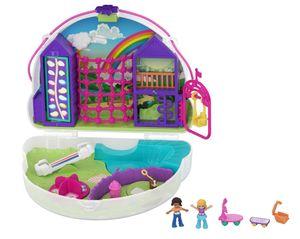 Polly Pocket Regenbogen-Tasche
