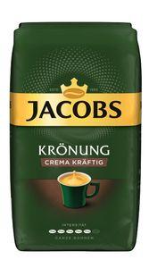 Jacobs Krönung Crema Kräftig   ganze Bohne   1000 g