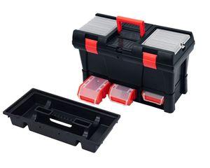 Sortierbox für Kleinteile herausnehmbare Kleinteilemagazine