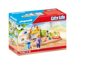PLAYMOBIL City Life 70282 Krabbelgruppe