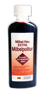 MÖBELPOLITUR 175ml für dunkle Möbel Politur Möbelpflege Pflegemittel (EXTRA für dunkle Möbel)