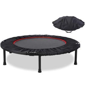 WYCTIN Trampolin Fitness 100 cm Durchmesser bis 100kg für Jumping Fitness