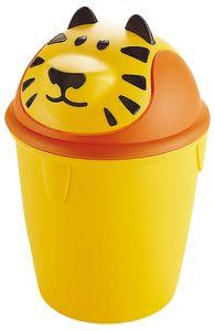Curver Kunstoff Tiger Müll / Recycling / Lagerplatz, 9 L, EF504400