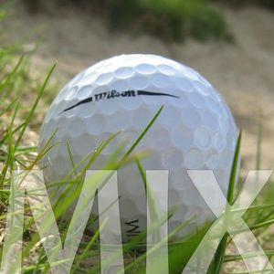 100 Wilson Mix Lakeballs / Golfbälle - Qualität Aaa / Aa
