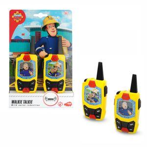 Dickie Toys 203092001 Feuerwehrmann Sam Walkie Talkie