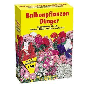 Balkonpflanzendünger gekörnt 1 kg