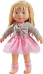 Haba kleidungsset Ballettraum 32 cm rosa/grau