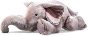 Steiff 064890 Trampili Elefant, grau, 85 cm