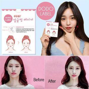 40pcs Instant Lift Gesicht Aufkleber Facelift Wasserdichte V Form Atmungs Make-Up Klebeband Unsichtbare Hebe Straffen Kinn