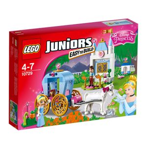 LEGO® Juniors Cinderellas Märchenkutsche 10729