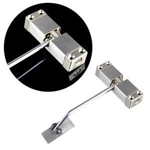 Edelstahl Automatische Türschließer Türschließer Türfeder Schließer Automatische Türverbinder